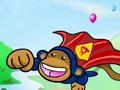 משחק בלונים סופר קוף