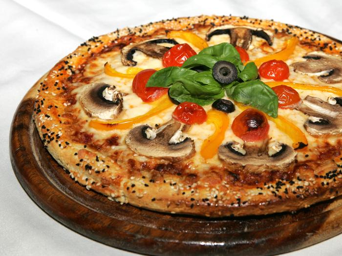 משחק הכנת פיצה