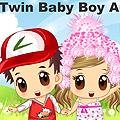 משחק הלבשת תאומים