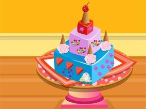 משחק אופים עוגה