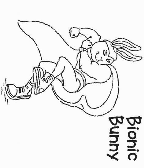 דפי צביעה של הארנב
