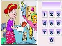משחק הטלפון-מספרים