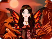 הלבשת מלכת האש