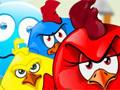 משחק אנגרי צ'יקן - בית התרנגולות