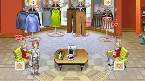 משחק חנות בגדים