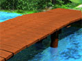 משחק גשר עץ 2