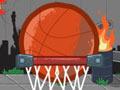 משחק כדורסל המכשולים