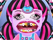 המפלצת בייבי ברופא שיניים