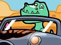 משחק מירוץ דינוזאורי