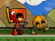 משחק הרובוט הזועם