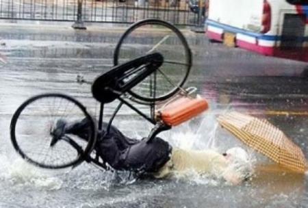 תמונה לא ורכבים בגשם
