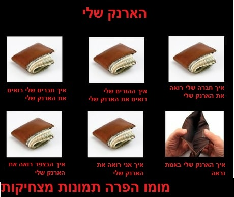 תמונה איך הארנק נראה