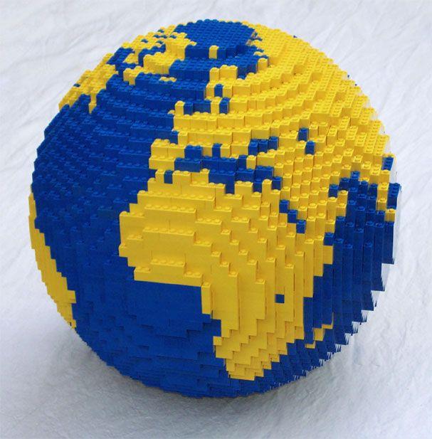 תמונה כדור הארץ מלגו