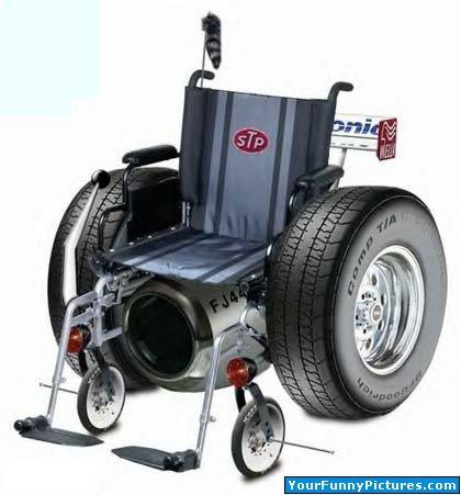 תמונה כיסא גלגלים משוכלל