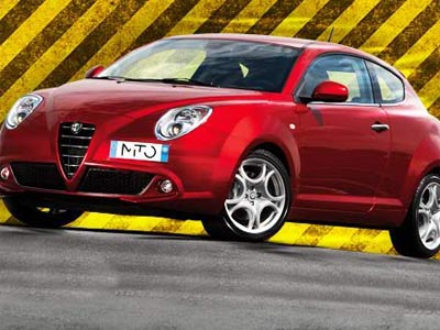 המכונית האדומה