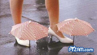 תמונה מטריות לנעלים