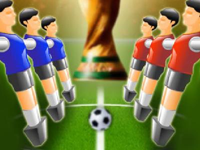 משחק שולחן כדורגל