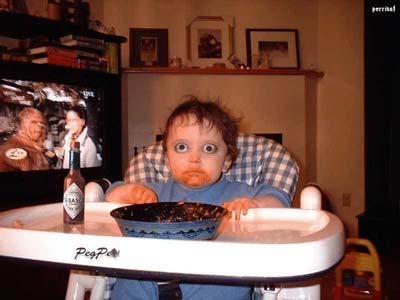 תמונה תינוק מפחיד