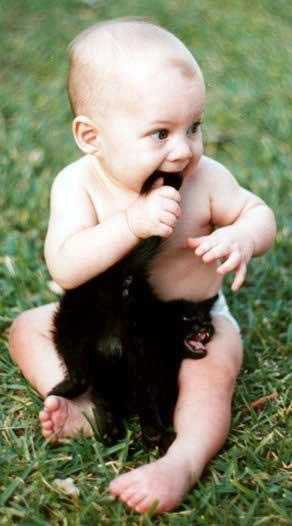 תמונה תינוק רעב