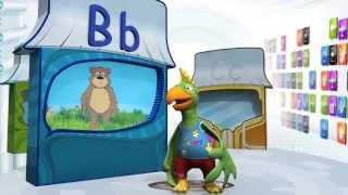 לימוד אותיות אנגלית A-B-C