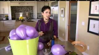 הכנת תחפושת אשכול ענבים