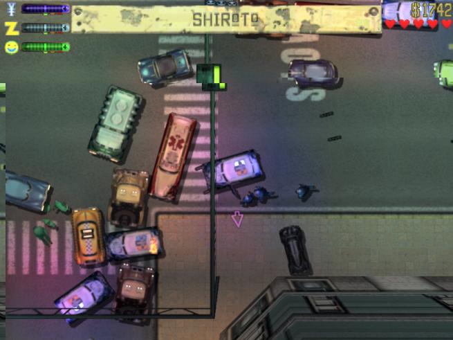 Game - GTA2- להורדה