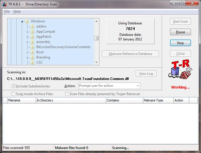 Trojan Remover Update