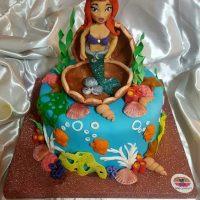 עוגת בת הים
