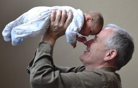 מעורבות סבים וסבתות בחיי הילדים