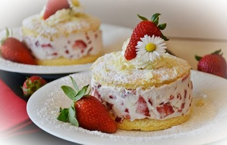 המלצה לספרי עוגות