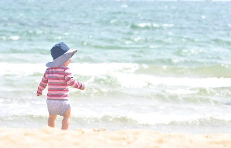 בילוי בחוף הים